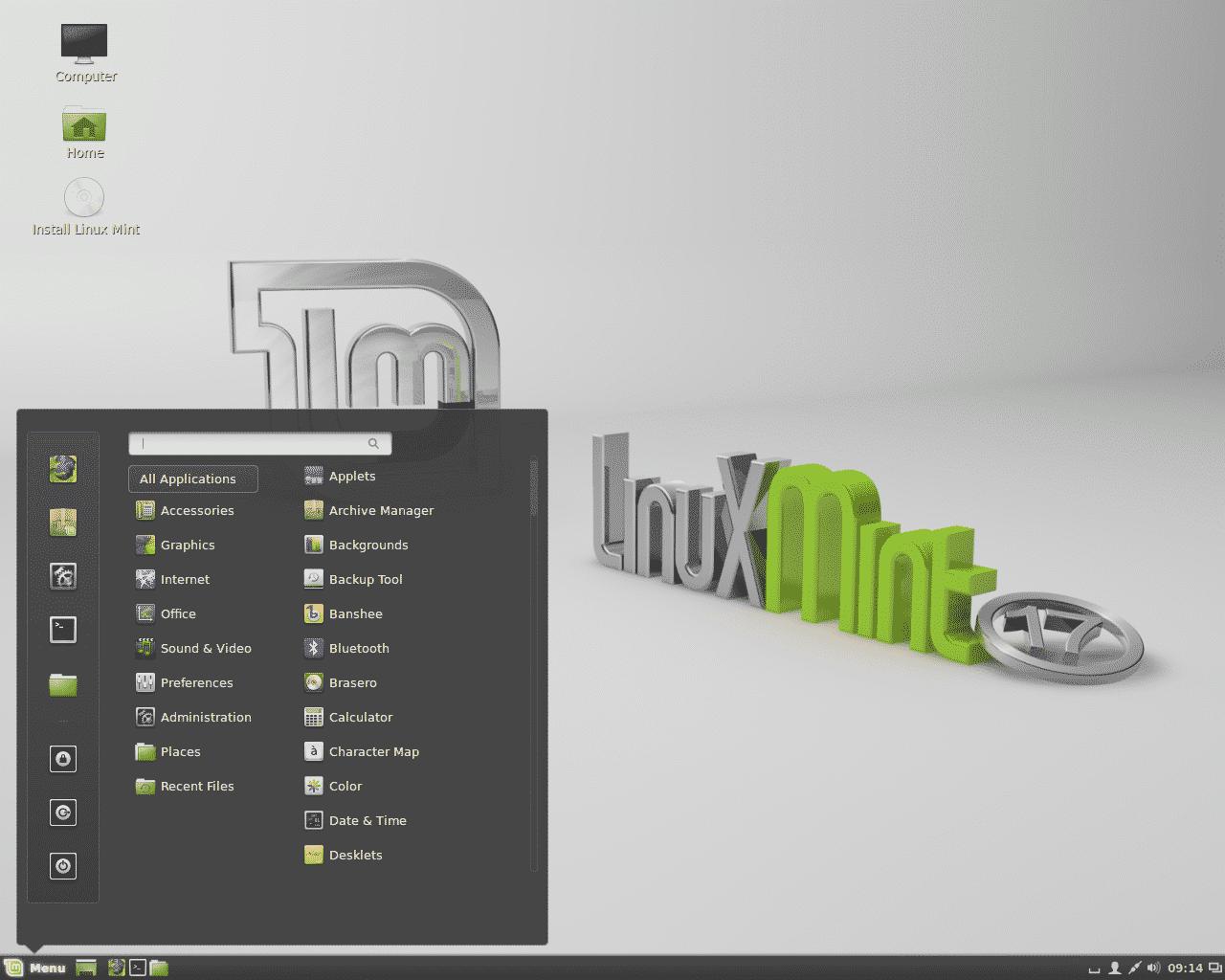 Linux-Mint windows 10 vs linux