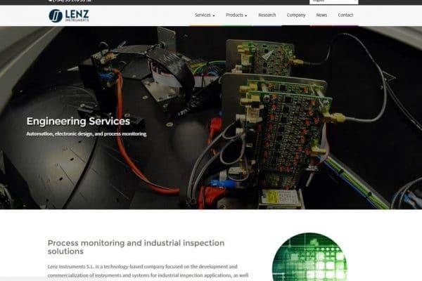 Lenz Instruments Sitelabs portfolio