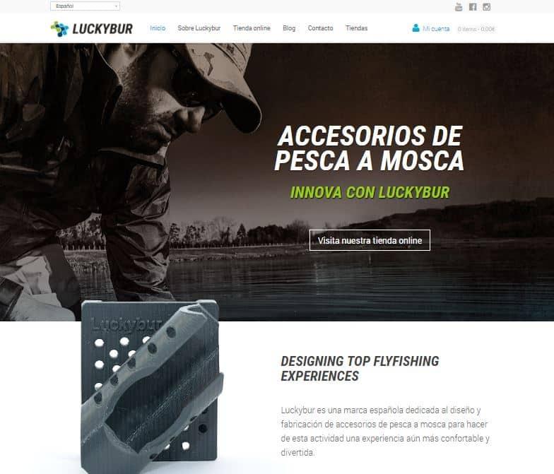 Luckybur Sitelabs portfolio