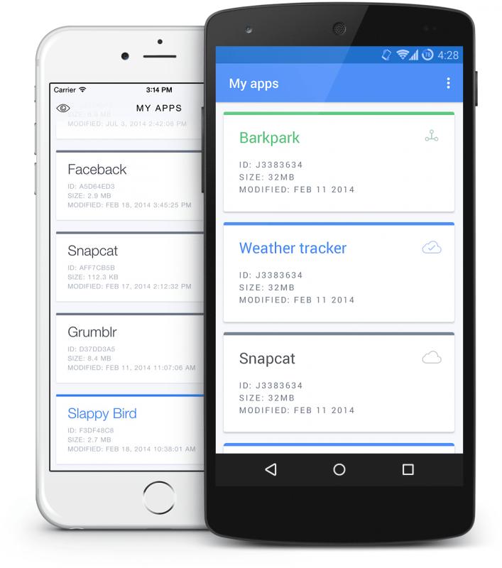 Desarrollo de apps con Ionico Framework