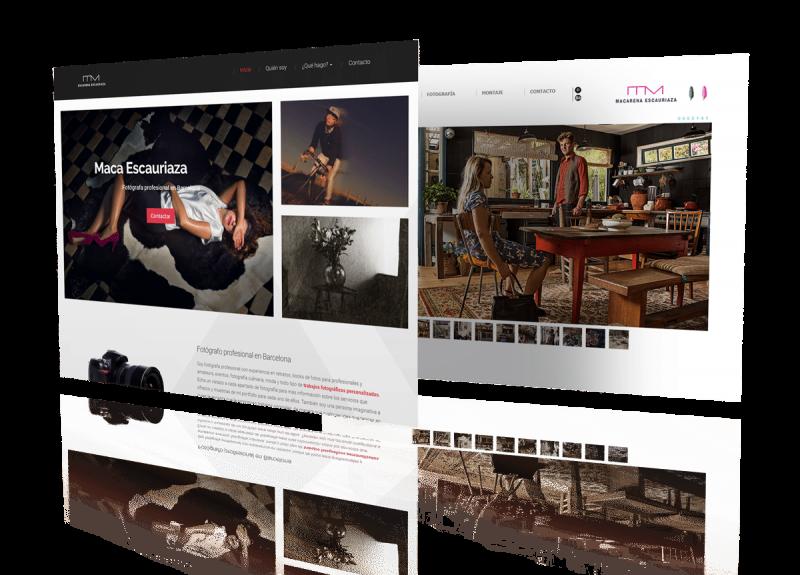 Renovar página web, el antes y el después