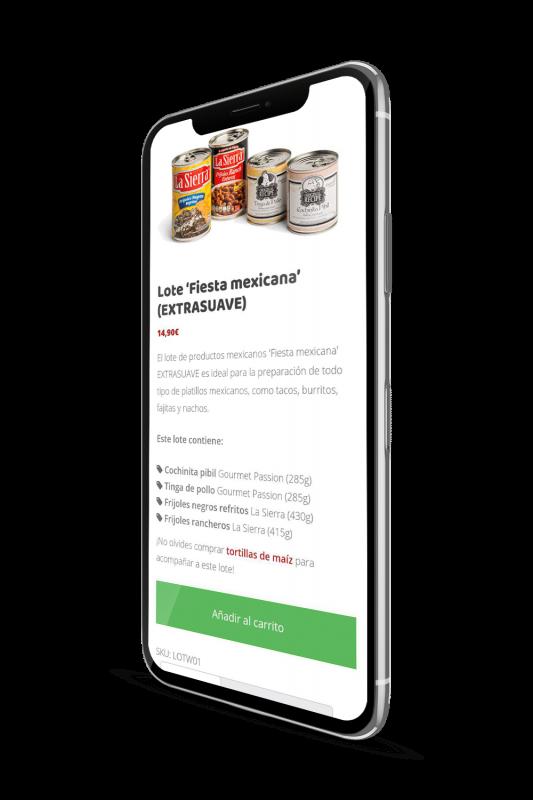 Tiendas online WooCommerce responsive