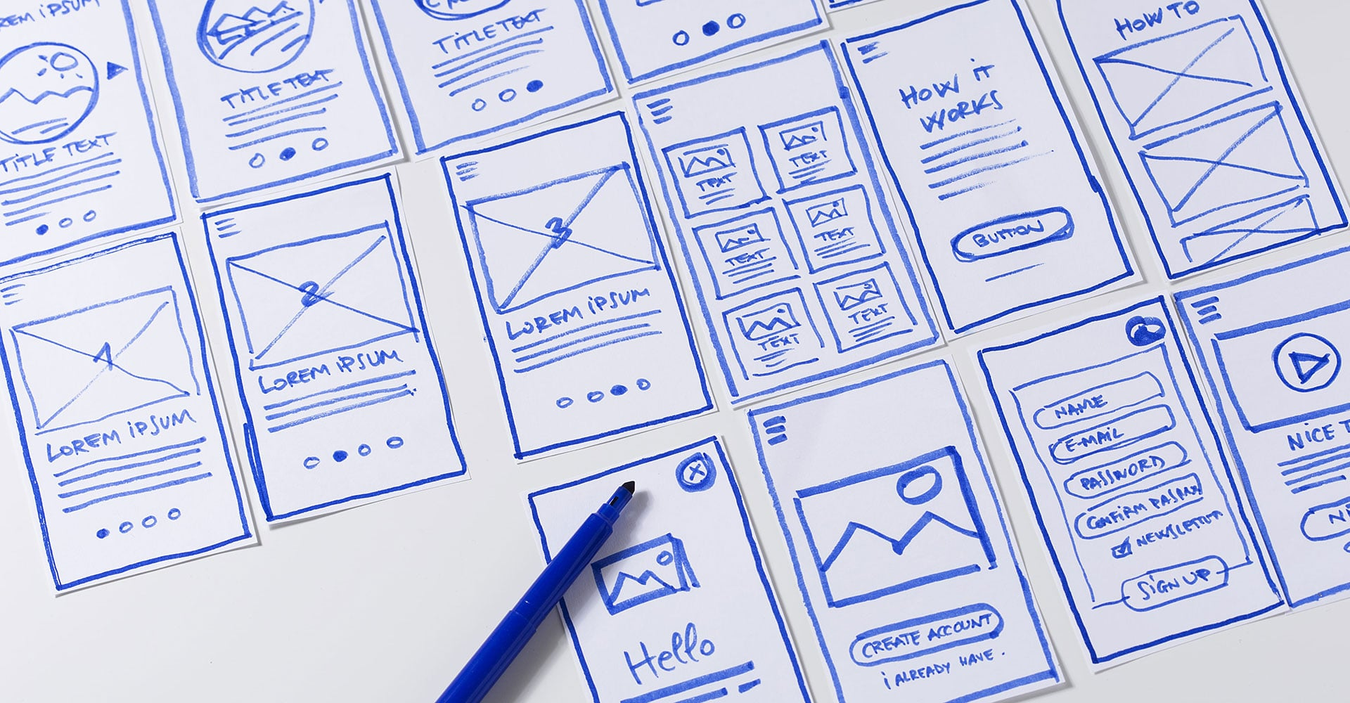 Errores diseño web
